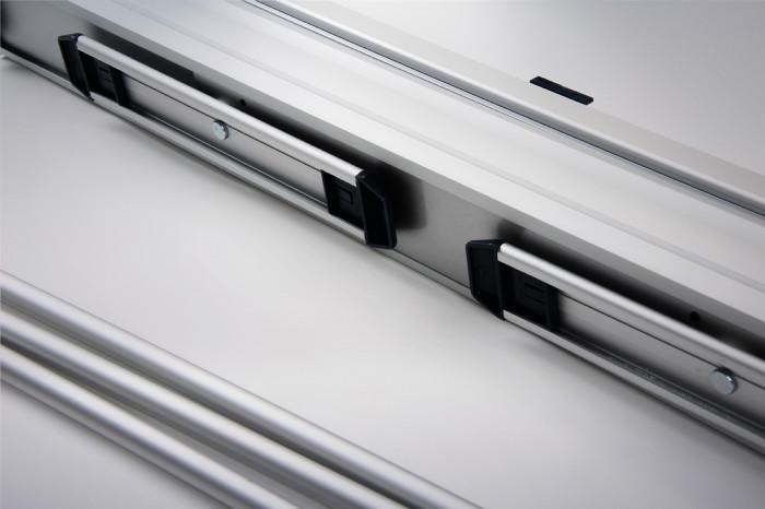 Nóżki roll up - stabilna konstrukcja
