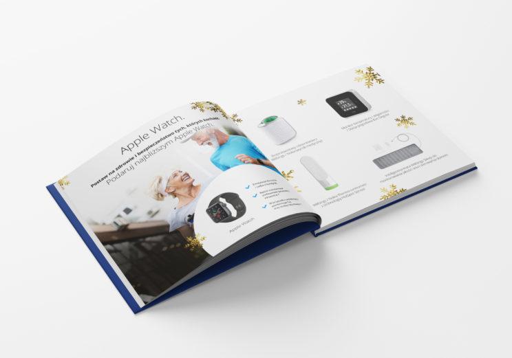 katalogi reklamowe grafika poznań